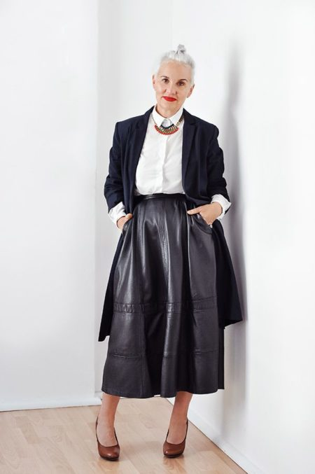 5 важных подсказок по стилю в одежде пожилых женщин
