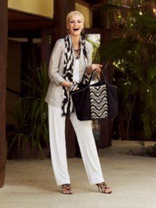 Выбор летней женской одежды для женщины 50 лет: 10 советов стилистов