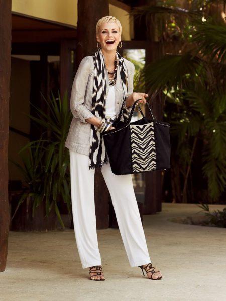 Советы по выбору повседневной одежды для женщины 50 лет