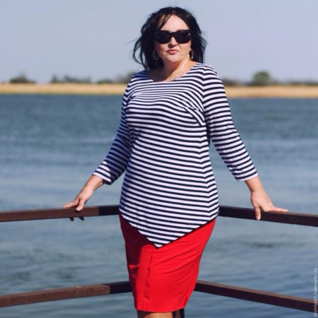 4 основных совета по выбору одежды для полной женщины 50 лет