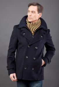 Как выбрать стильное мужское зимнее пальто