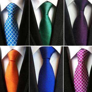 6 правил выбора галстука