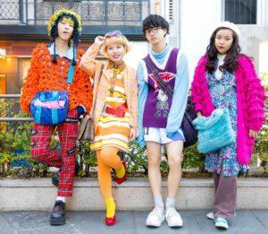 Роль одежды в жизни подростка