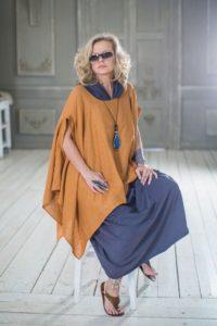 Классика в одежде для женщин после 50 лет +100 фото