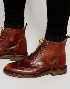 Как правильно выбрать мужскую зимнюю обувь
