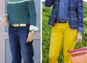 Как модно одеваться в 50 лет