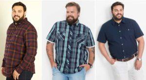 Мода для полных мужчин: 10 главных советов