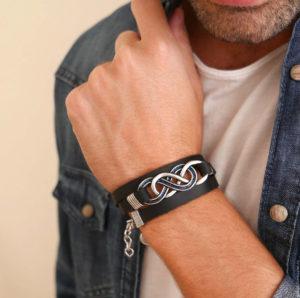 Как выбрать мужской браслет