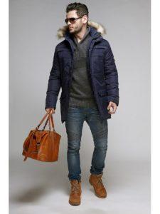 6 модных вещей в мужской зимней одежде