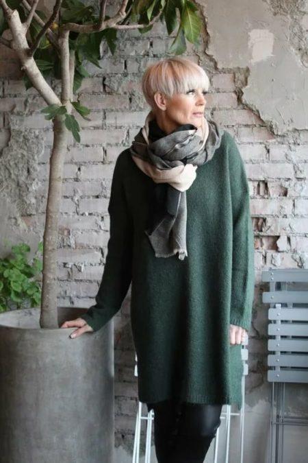 4 главные вещи в одежде элегантной женщины 50 лет