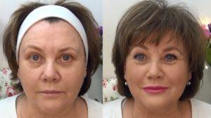 9 юношеских трюков красоты в макияже женщины 50 лет