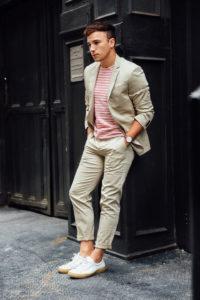 Из чего должен состоять мужской гардероб?