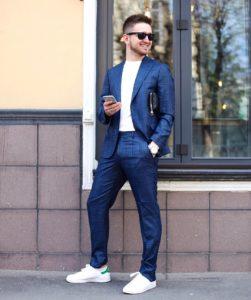 9 главных правил как носить мужской костюм
