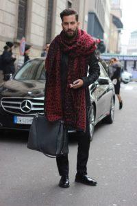 Мужской зимний стиль одежды: как использовать слои  одежде