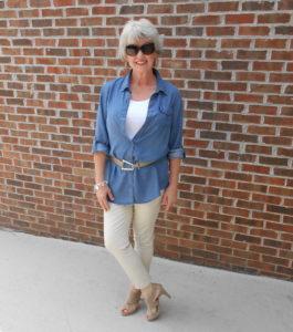 Мода для женщин после 50 лет от Эвелины Хромченко: 15 советов