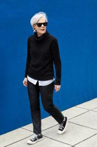 Мода для женщин старше 50-60 лет: 3 мифа, которым подвержены пожилые женщины
