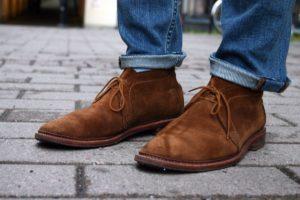 Модели мужской обуви: названия