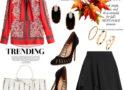 20 стильных образов с блузками для женщин 40 лет