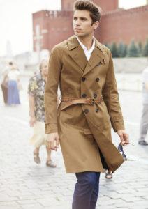 Молодежное мужское зимнее пальто -5 стильных моделей