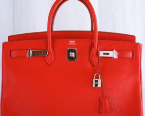 как отличить подделку от оригинала сумок Hermes