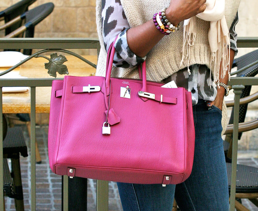 Советы по проверке подлинности сумок Hermеs Birkin