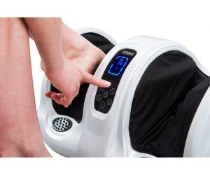 Преимущества использования массажера для ног и стоит ли  его покупать