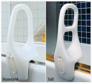 Какие поручни для ванны для инвалидов и пожилых людей лучше купить