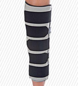 Топ лучших  ортезов на коленный сустав жесткой фиксации