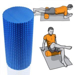 Топ самых лучших мужских и женских массажных пенных роликов для фитнеса и йоги