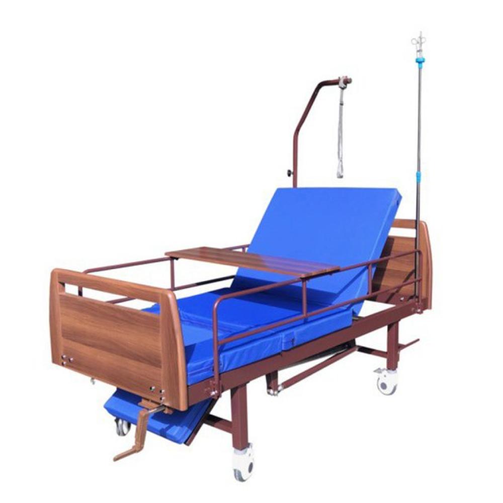 Лучшие функциональные медицинские кровати для лежачих больных