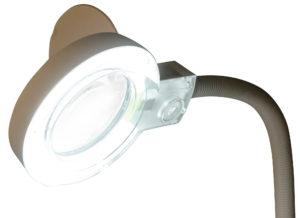 Топ лучших настольных ламп с увеличительным стеклом и подсветкой