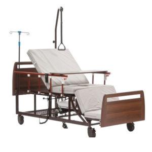 Рейтинг лучших  электрических медицинских кроватей для лежачих больных