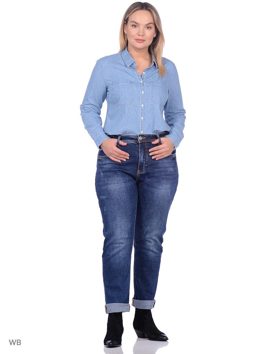 Лучшие джинсы больших размеров