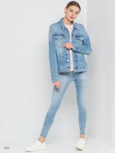 Топ 10 лучших женских джинсовых курток