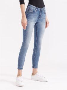 Топ 10 лучших коротких женских  джинсов  по щиколотку