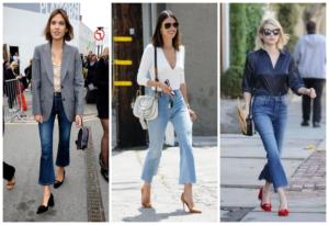 Топ 10 лучших женских джинсов клеш