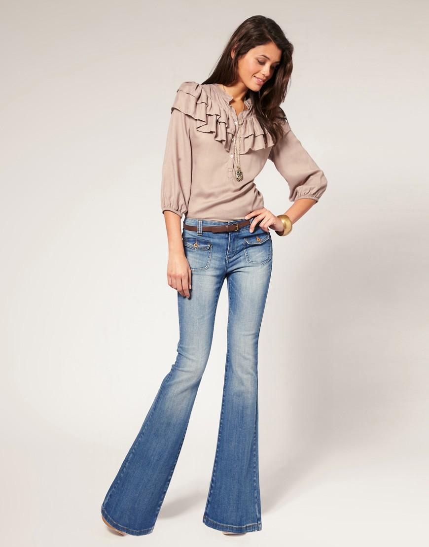 характерной особенностью джинсы клеш фото женские печенья газу корицей