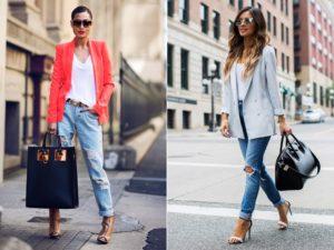 Топ 10 лучших женских джинсов бойфренд