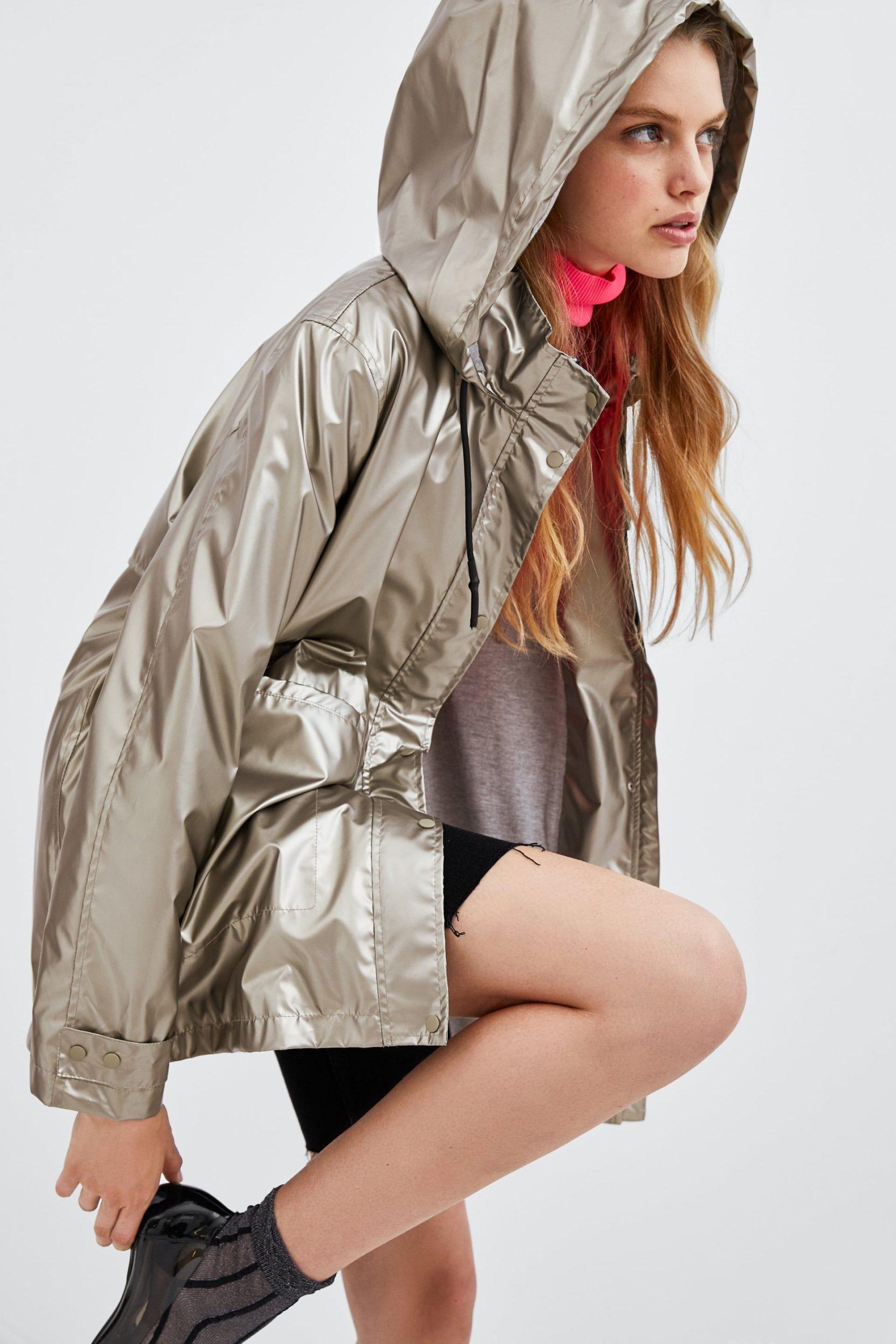 Топ 10 лучших женских курток-дождевиков