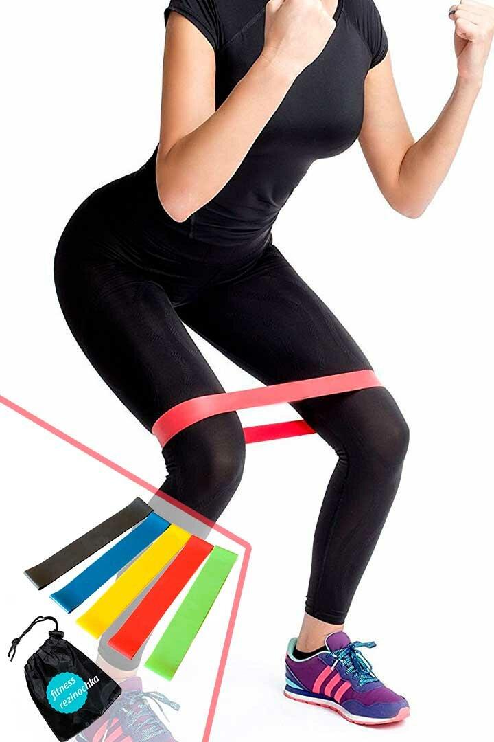 Топ лучших резинок эспандеров для фитнеса