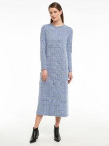 Лучшие длинные платья футболки