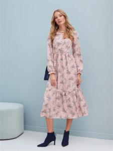 Лучшие цветочные платья