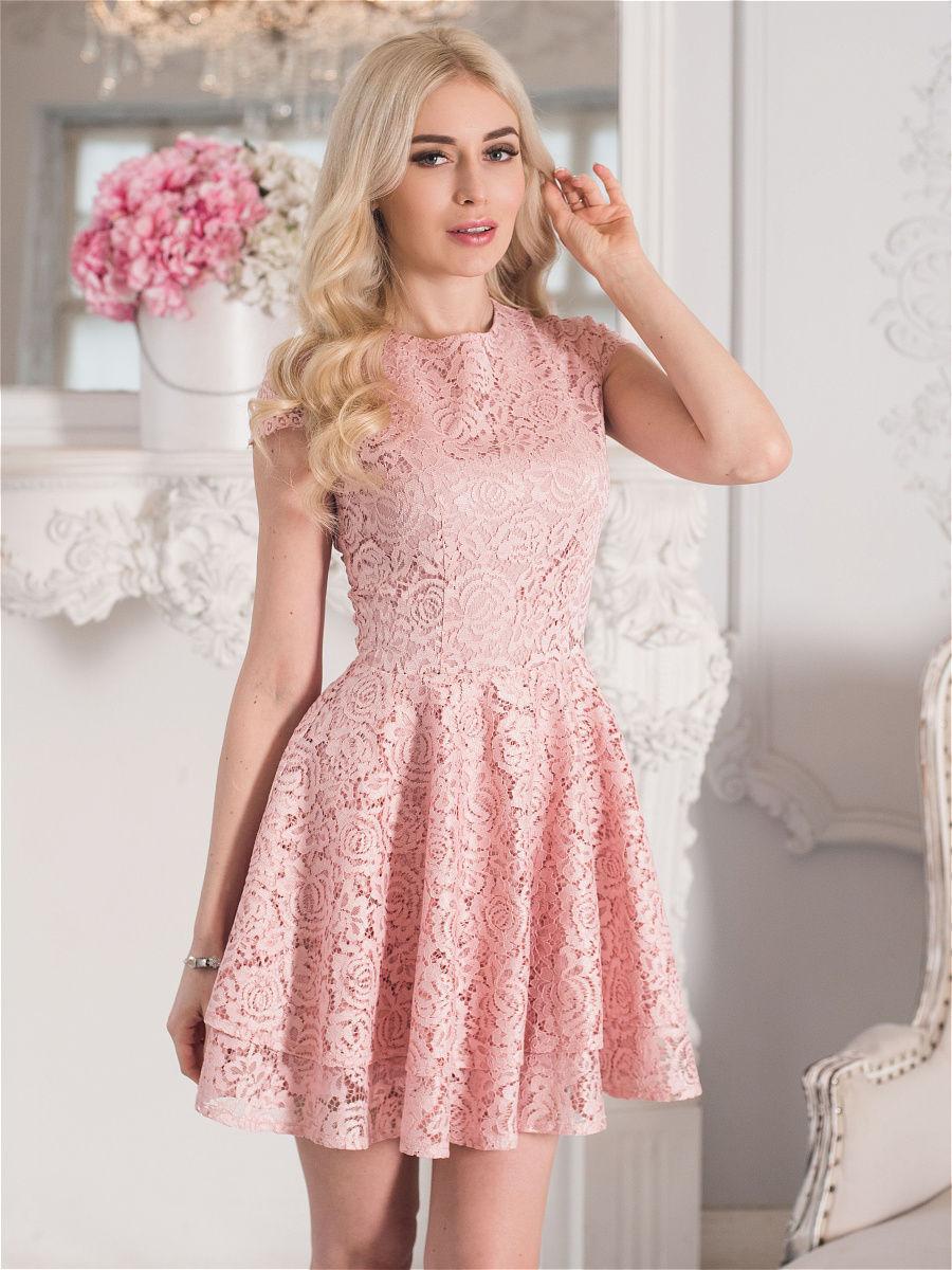 Лучшие кружевные платья