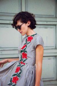 Лучшие платья с принтом