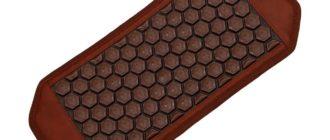 Лучшие турмалиновые коврики с подогревом