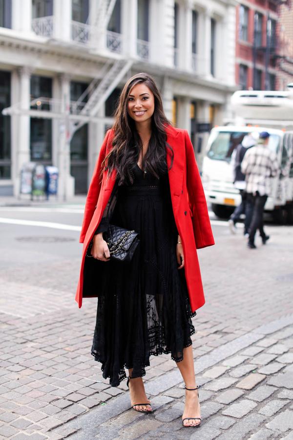 Топ 10 лучших повседневных миди платьев