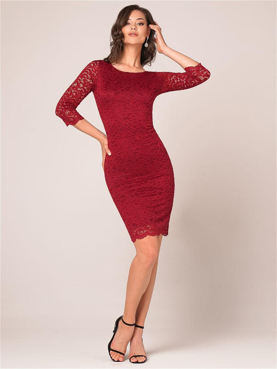 Как правильно определить размер платья для женщин?