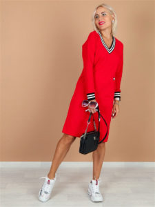 Лучшие  женские платья с карманами