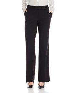 Лучшие женские черные офисные брюки