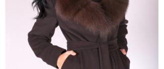 Лучшие зимние пальто для полных женщин